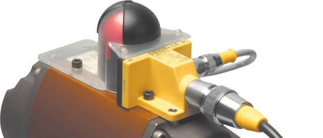 Target Pucks for Turck DSU35 Valve Sensors Simplify Sensor Adjustments