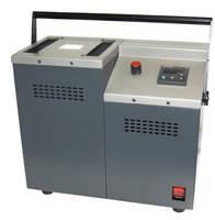 Dry Block/Liquid Bath Calibrator includes liquid container.