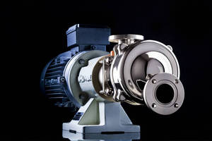Eccentric Disc Pumps target chemical transfer applications.