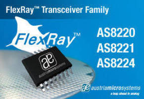 austriamicrosystems and TTTech Intensify Cooperation on FlexRay Transceivers, Providing Customers with Efficient Chip and System Know-how