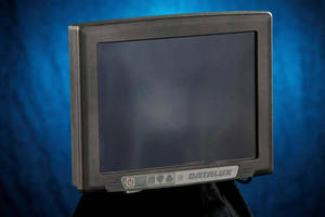 Upgraded Features on a New Rugged LCD Monitor