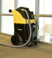 Carpet Extractors are available in 3 pressure capacities.