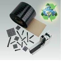 Setting Blocks/Separator Pads are made of recycled rubber.