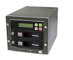 Hard Drive Duplicators do not require connection to PC.