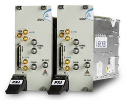 Signal Generators are designed for RF testing applications.