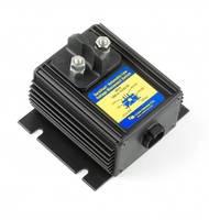 Disconnect Switch has rating of 100 A at 12 V or 24 Vdc.