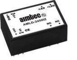 DC-DC LED Drivers generate up to 1.2 A output current.