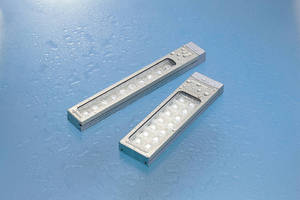LED Light Strips offer brightness at 67.2 Lumens/W.