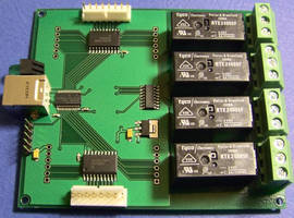 SPDT Relays come with optional digital and/or ADC inputs.