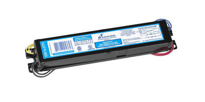 Fluorescent Lamp Ballasts are designed for 28 W T5 lamps.