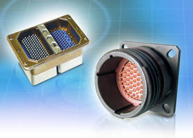 CoF Filter Connectors provide TVS surge suppression.