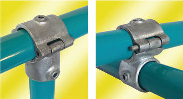 Slip-On Fittings modify existing tubular pipe structures.