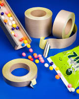Metal Detectable Tape suits heat sealing equipment, chutes.