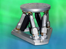 Micropositioning System suits parallel kinematic systems.