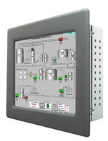 Touch Panel PC targets industrial applications.