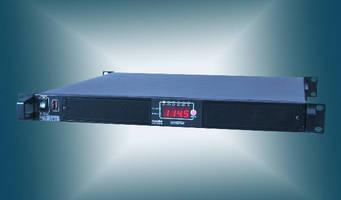 UL Listed 1KVA Rackmount Pure Sine Wave Inverter Boasts a Slim 1U Design