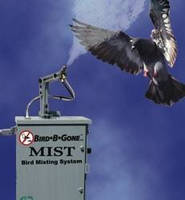 Bird-B-Gone Mist Makes Buildings Magazine's Top 100 Products of 2009