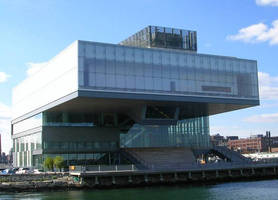 ENERJOY® Radiant Heat Eliminates Heat Loss in the New Boston Institute of Contemporary Art