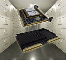 Hard Drive Carriers suit RADAR and SONAR applications.