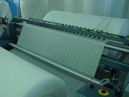 Pinnacle Converting Unveils Its New Foam Slitting Machine!