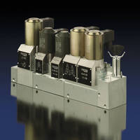 Directional Seated Valves handle pressures up to 10,150 psi.