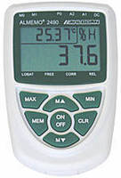 Indicating Instrument can display any kind of sensor output.