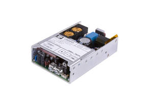AC/DC Power Supply measures only 6 x 4 x 1.54 in.