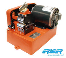 Twin Wheel Stripper with Integral Dust Collector Provides Quick, Efficient Strip