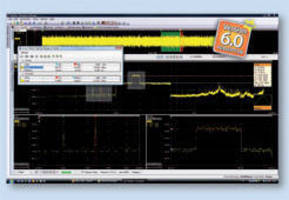 Data Acquisition Software offers live FFT capabilities.