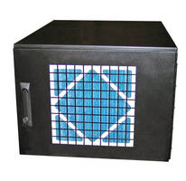 Electronic Enclosure has dust and moisture resistant design.