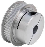 Pulleys/Belts are suited for small precision instruments.