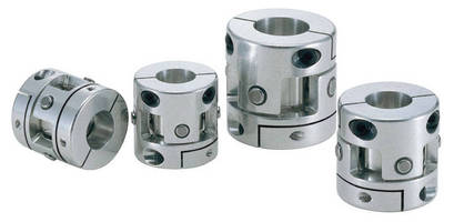 Miniature Couplings are available in 2 types.