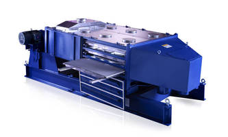 The APEX(TM) Screener from ROTEX Global Achieves High-Capacity Screening and Increased Process Uptime