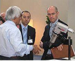 Laser Mechanisms' New FiberCut Processing Head Exceeds Expectations at LASER 2009