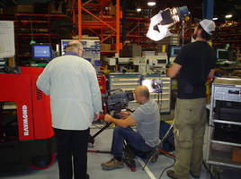 Raymond Reach-Fork® Truck Featured on 'How It's Made®' Television Show