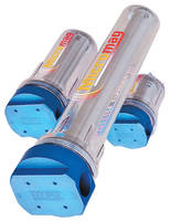 Magnetic Filter removes ferrous contamination from fluids.