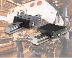 Nexen Spring-Engaged and Electric Rail Brakes Provide Secure Holding for Linear Motion Control Applications
