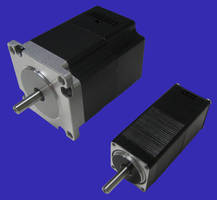 Integrated Step Motor Drive includes programmable I/O ports.