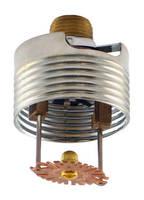 Residential Concealed Sprinkler offers K factor of 5.8.