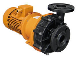 Wilden T-Mag(TM) Mag-Drive Pumps Feature an Additional Cooling Feature for Increased Reliability