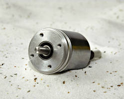 Rotary Encoders are offered with analog interface.
