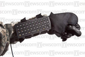 Wearable Keyboard is designed to meet MIL-461 standards.