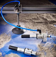 Adjustable Vacuum Pumps operate in dirty environments.