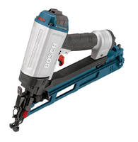 Bosch Expands Innovative Pneumatic Fastening Family with Debut of New Finish & Trim Tools