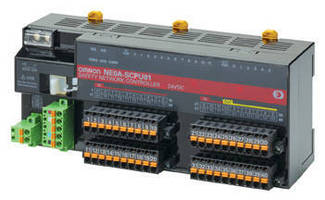 Network Controller suits safety networking applications.
