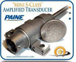 Pressure Transducer tolerates extreme space environments.