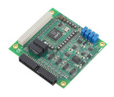 PCI Board supports single-ended/differential analog inputs.