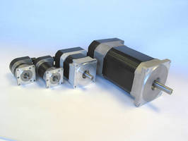 Brushless DC Servo Motors are rated for 3,000-12,000 rpm.