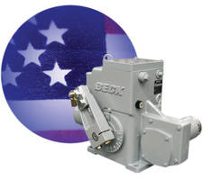 ARRA Compliant Electric Actuators Control Valves and Dampers
