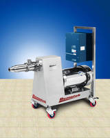 In-Line Wet Mixer processes all product without bypass.